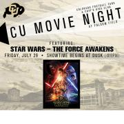 CU Movie night