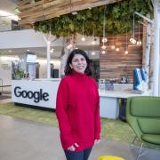 Bhavna Chhabra at Google in Boulder