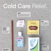 Cold care items.