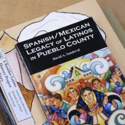 Book from the Latino History Project.