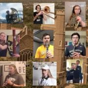 Alma Mater plays digitally