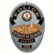 CU Police Badge