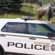 CU Police vehicle