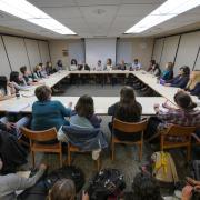 A diversity seminar