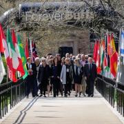 2017 CWA procession across UMC