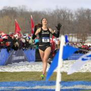Senior Dani Jones (Kirby Lee-USA TODAY Sports)
