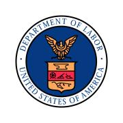 Department of Labor's federal seal