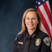 CUPD Chief Doreen Jokerst