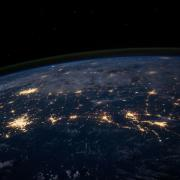 Lights from space