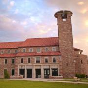 Eaton Humanities building