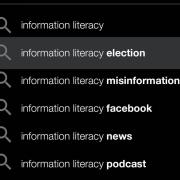 An image showing a Google search for election info