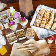 Breakfast catering from CU Events Planning & Catering's new express menu