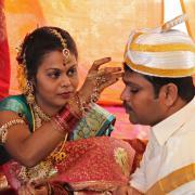 Photo from Sri Lankan wedding ceremony