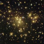 Dark matter image from NASA