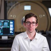 CU Boulder postdoctoral researcher Philip Kragel