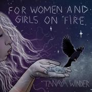 "The cover of ""For Women and Girls on Fire"" by Tanaya Winder, director of CU Boulder Upward Bound"
