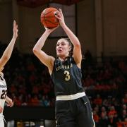 Colorado women's basketball against Oregon State