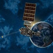 NOAA  satellite CU Boulder space weather