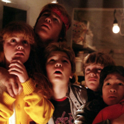 Scene from The Goonies, courtesy of Warner Brothers
