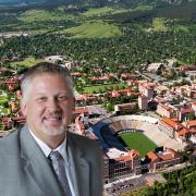 Greg Atkins - new campus bursar