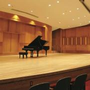 Grusin Hall stage