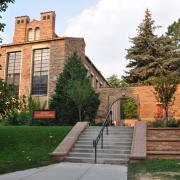 Henderson building, which houses the CU Museum of Natural History