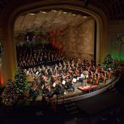 Holiday Concert in Macky Auditorium