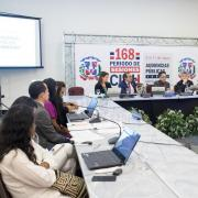 Inter-American Commission on Human Rights' 168th session in Dominican Republic