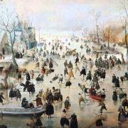 """Illustration of """"the coldest centuries in 8,000 years"""""""