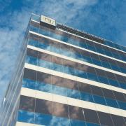 A CU building in downtown Denver