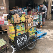 Boulder Food Rescue trailer