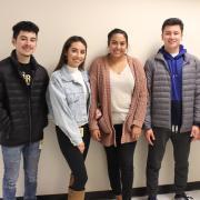 Participants in CU Boulder's Public Achievement program