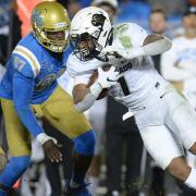 CU football against UCLA