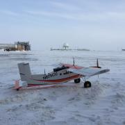 Arctic plane