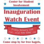 Inauguration Event