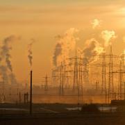 smoke stacks and air pollution