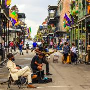 jazz musicians in New Orleans
