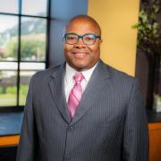 Dean of Students JB Banks