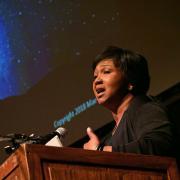 Mae Jemison at Macky Auditorium