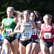 Kaitlyn Benner was named to the USTFCCCA All-Academic XC Team for the fourth time
