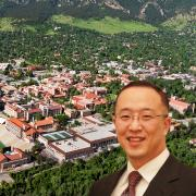 Vice Chancellor of Infrastructure and Safety David Kang