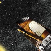 Illustration of Kepler spacecraft