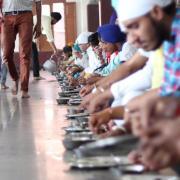 A Sikh Langar