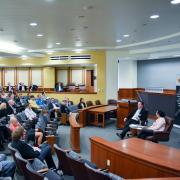 Conference held at Wolf Law