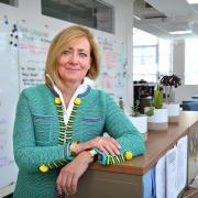 CMCI Dean Lori Bergen