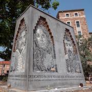 The Los Seis de Boulder memorial