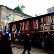A Uighur market seen in China