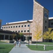 Mathematics Building at CU Boulder