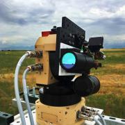 laser methane detector