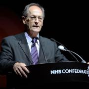 Sir Michael Marmot speaks at the 2010 NHS Confederation conference and exhibition